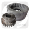 Adapter Gear and Coupling