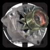 Alternator 28V 80 AMP B40D
