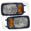 Headlamp Left & Right B40D