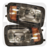 Headlamp Left & Right D Series