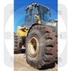 Bell 1806E Front End Loader Break up