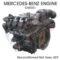 Mercedes Benz OM501 Recon Engines