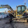 Volvo ECR 88 Plus Excavator for sale